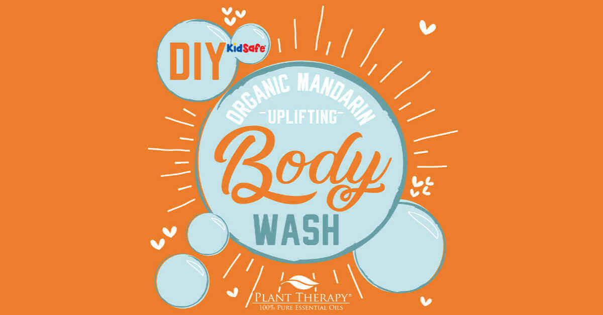 organic mandarin body wash diy