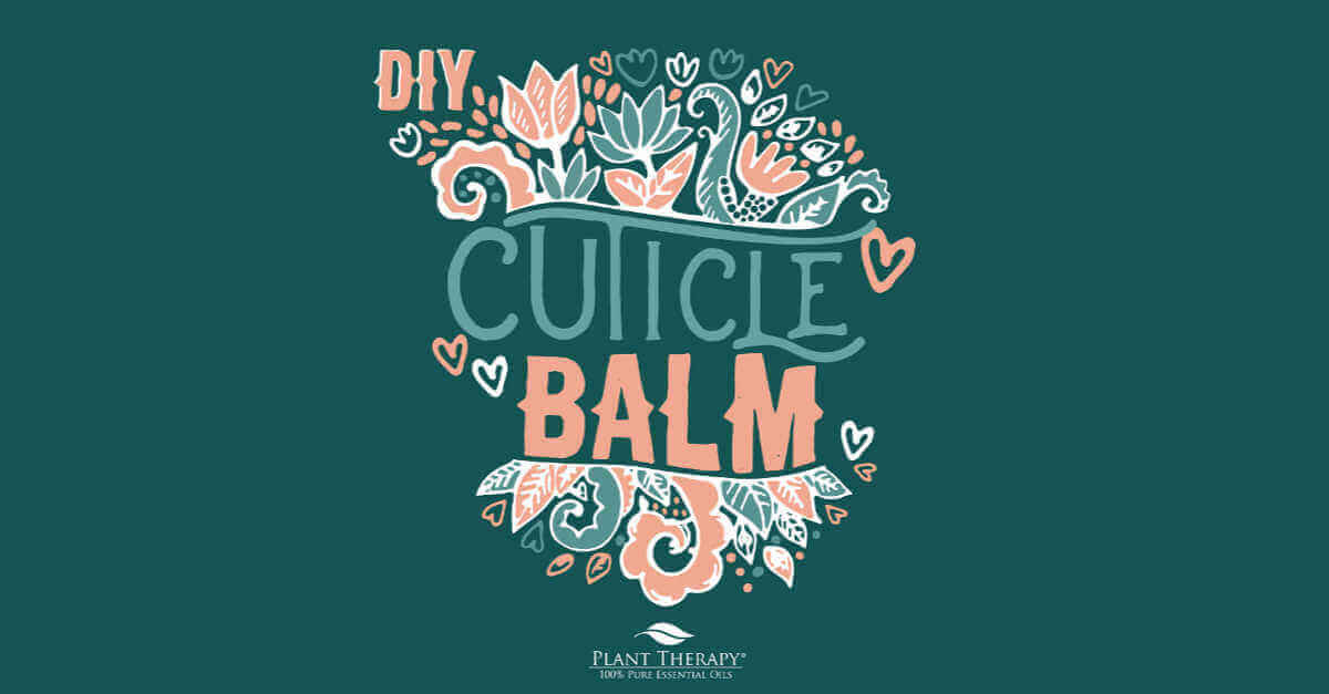 diy cuticle balm