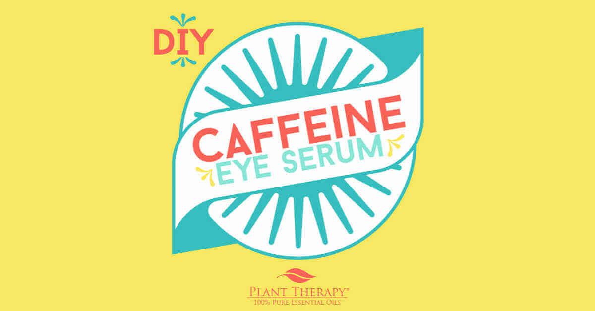 caffeine eye serum