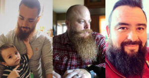 No-Shave November Bearded Winners