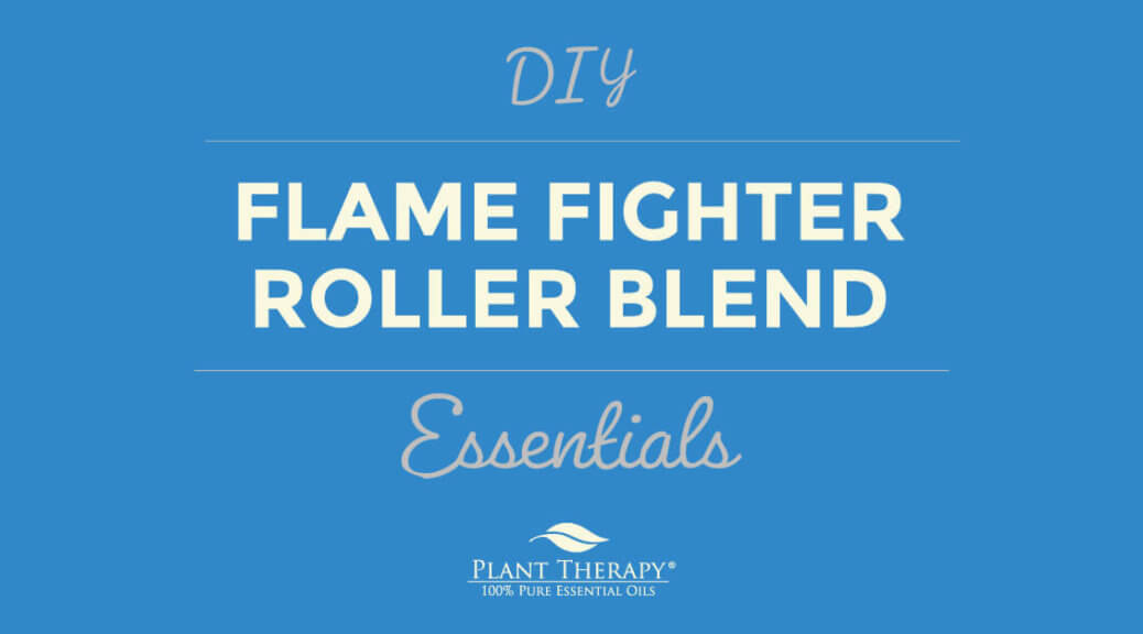 Flame Fighter Roller Blend Plant Therapy