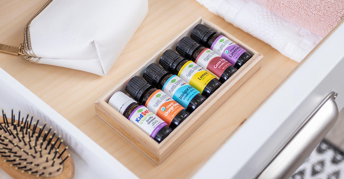 build your own essential oil set