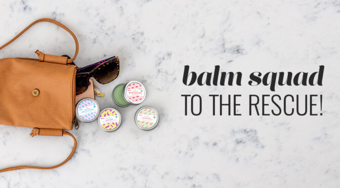 All the Amazing Ways to Use Your New Balm Squad