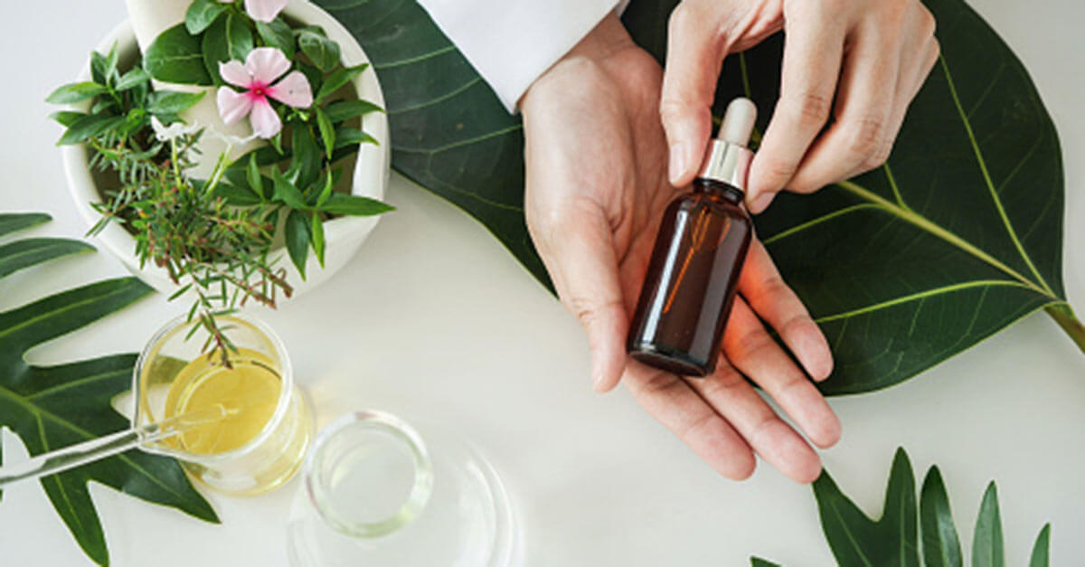 using essential oil benefits