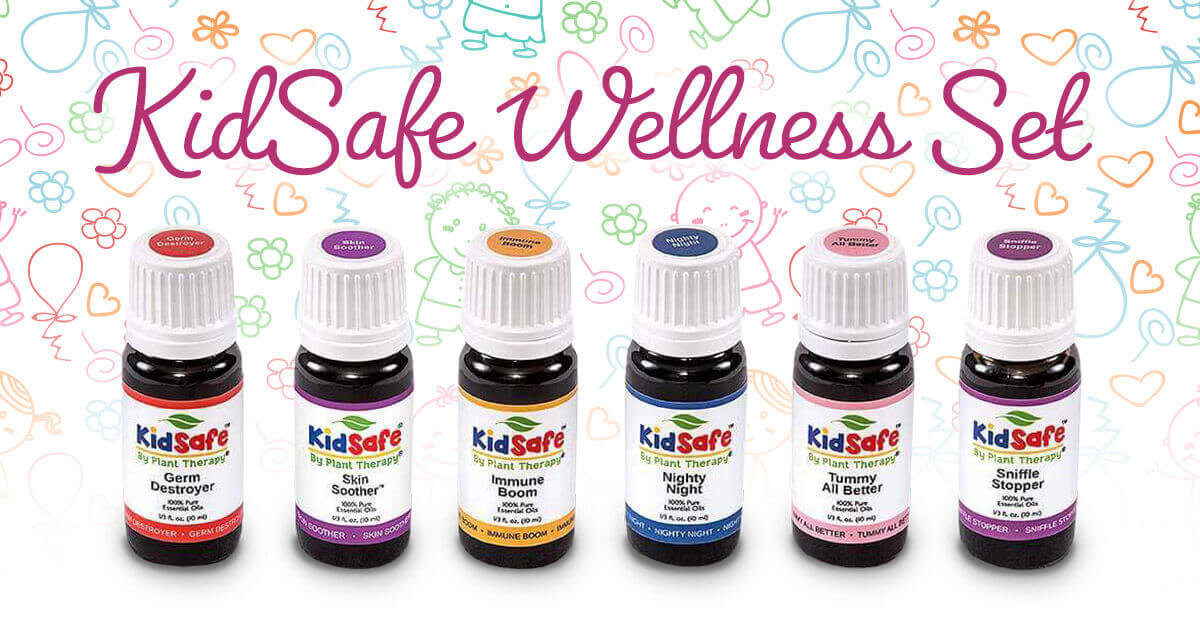 KidSafe Wellness Set