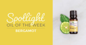 spotlight essential oil of the week: Bergamot