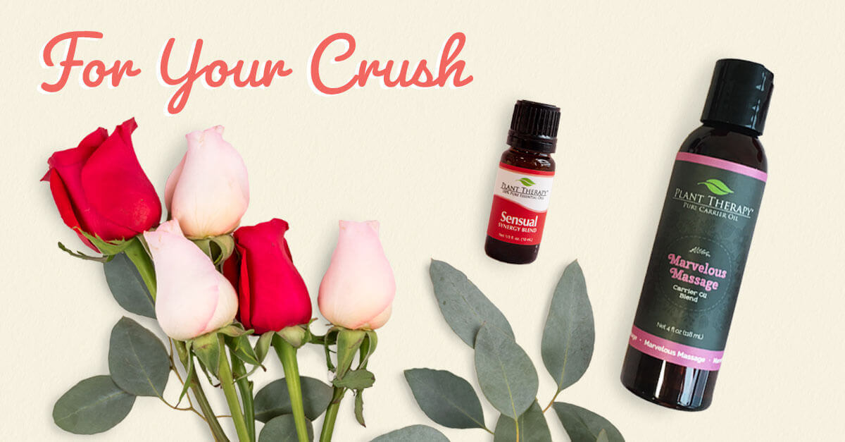 for your crush, marvelous massage and sensual blend