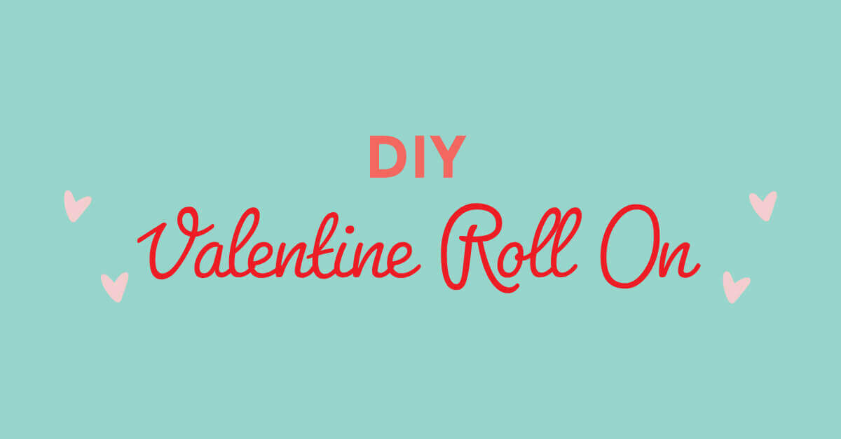 Valentine roll On Perfume
