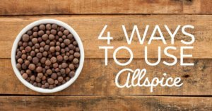 4 ways to use allspice essential oil