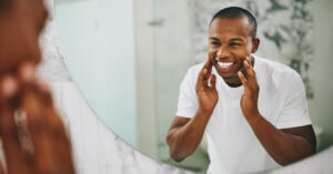 Skin Care for Men and Essential Oils