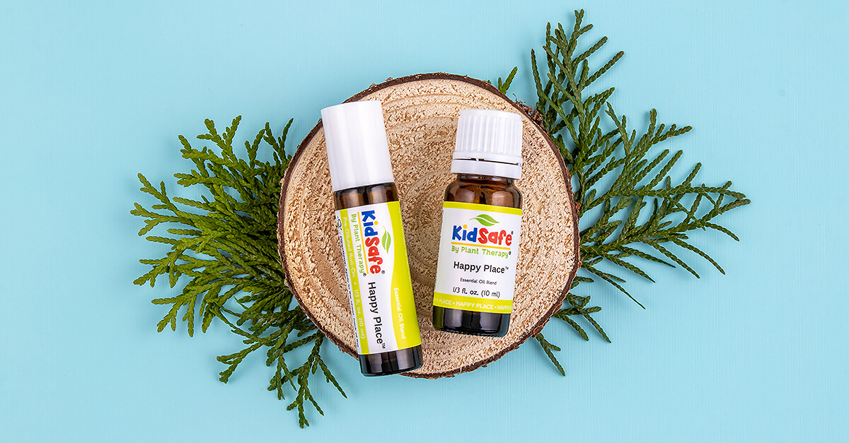 happy place essential oil blend