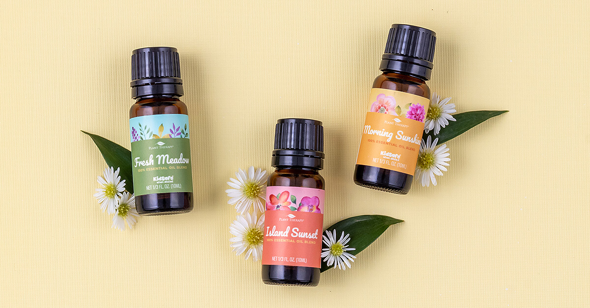 Plant Therapy Spring blends