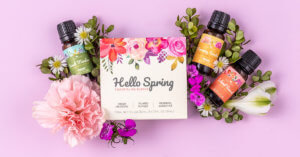spring blends plant therapy