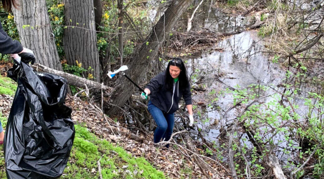 Plant Therapy Earth Week Day 5: Community clean up