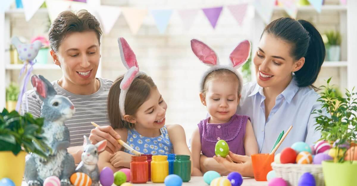 plant therapy all-natural ways to celebrate easter