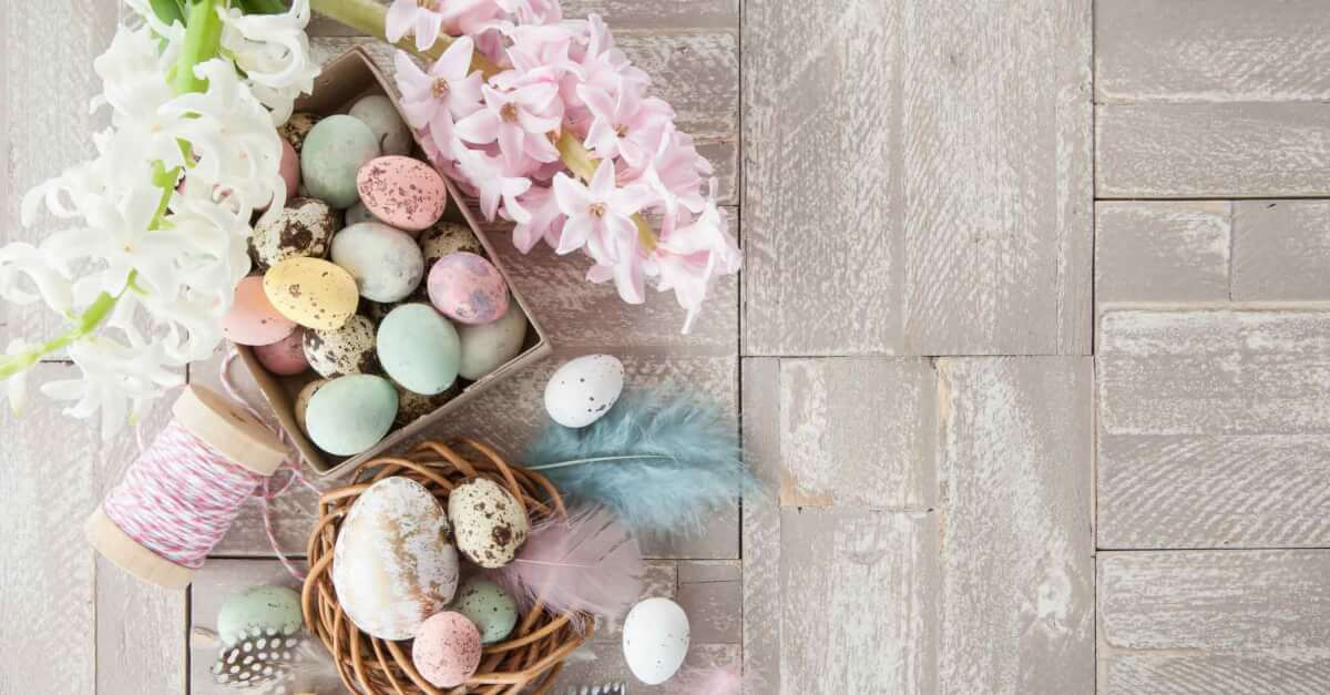 all-natural ways to celebrate easter