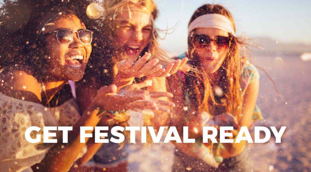 Get Festival Ready with Plant Therapy essential oils