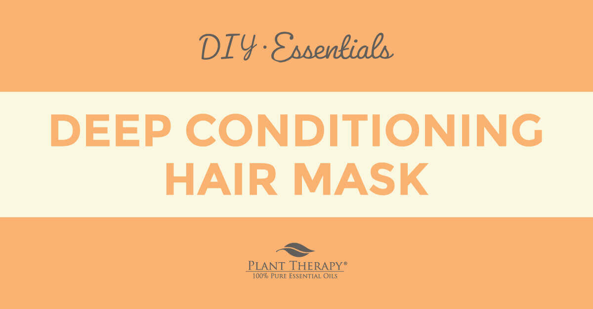 Essentials Video: Deep Conditioning Hair Mask