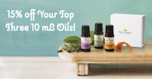 build your own set of 3 essential oils