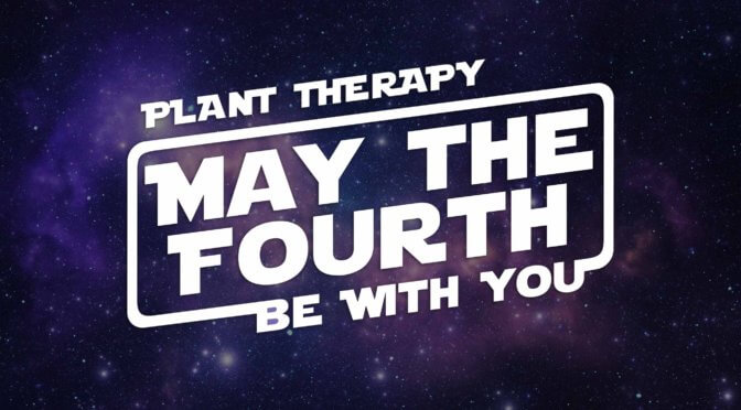 Happy Star Wars Day: New Diffuser Blends from Across the Galaxy