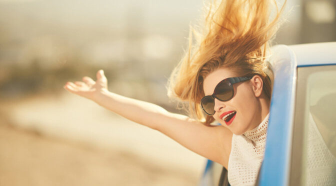 Summer Hair Don't Care: Essential Oils & Your Shampoo Free Hair
