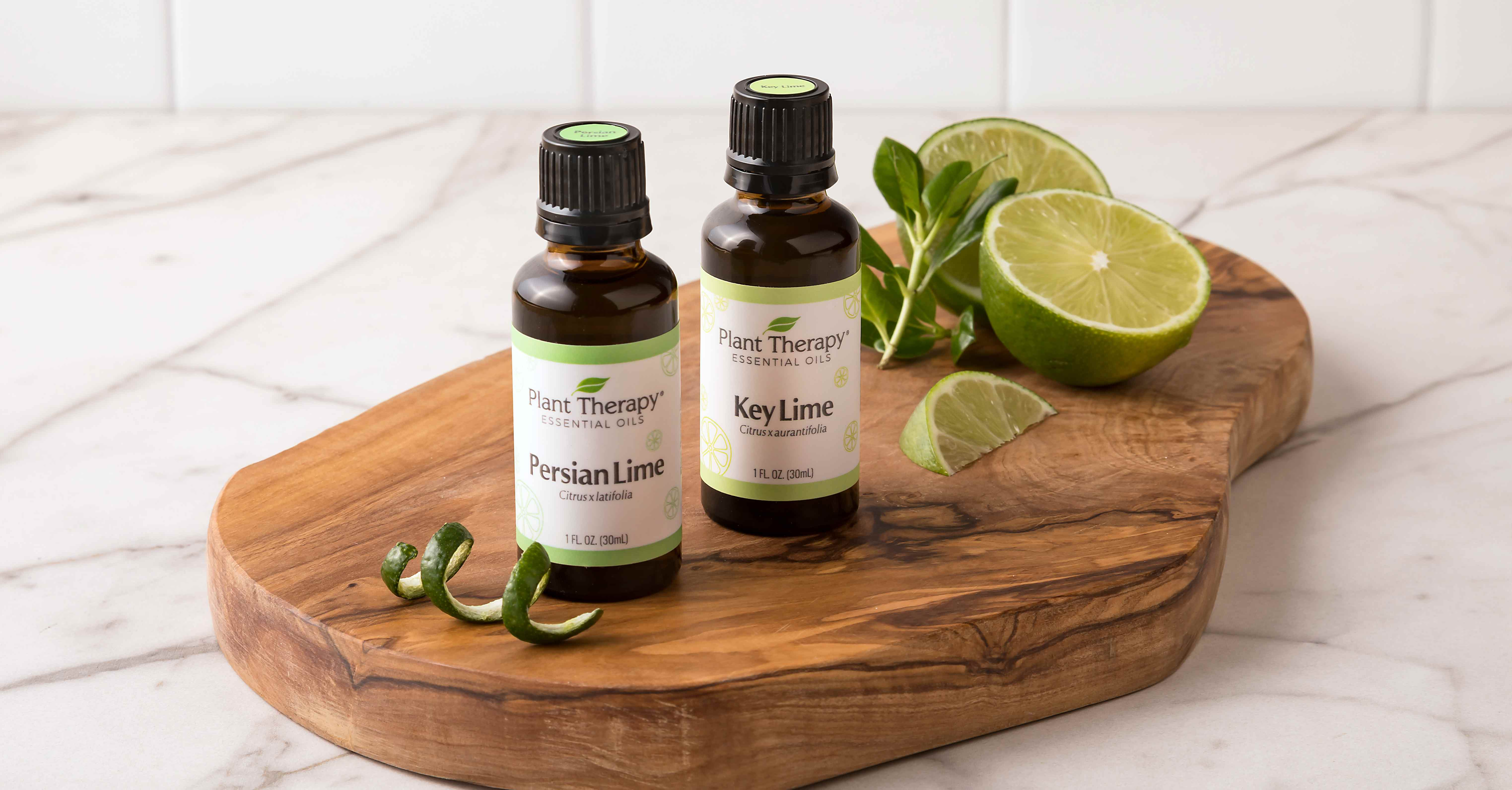 June Oil of the Month: Key Lime & Persian Lime