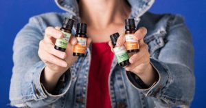dill weed rosemary sweet orange cinnamon leaf essential oils