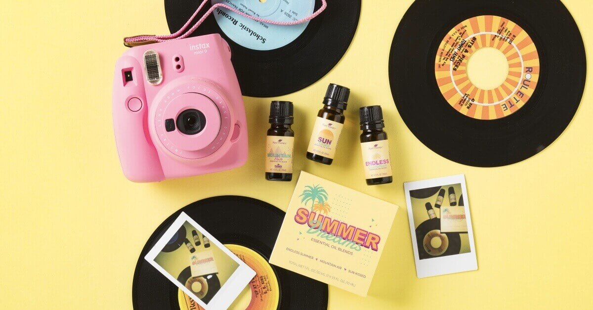Summer Dreams are Here: Three New Summer Blends!