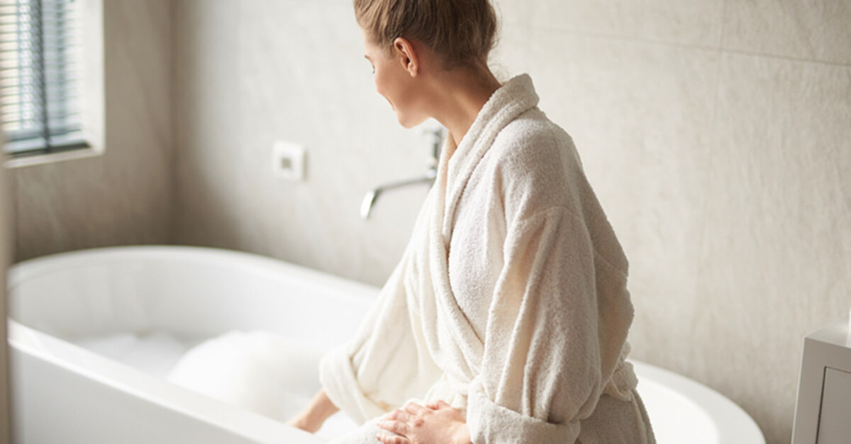 4 Tips for the Most Relaxing Bath Ever