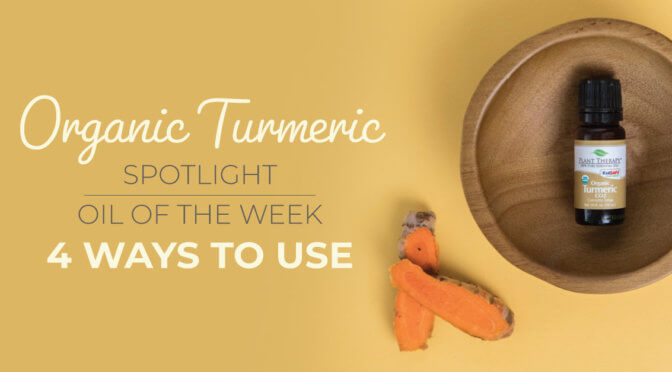 Top 4 Ways to Use Organic Turmeric CO2 Essential Oil