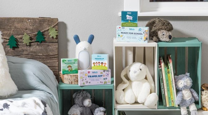 KidSafre Anniversary: New Forest Friends Diffuser and KidSafe Sets