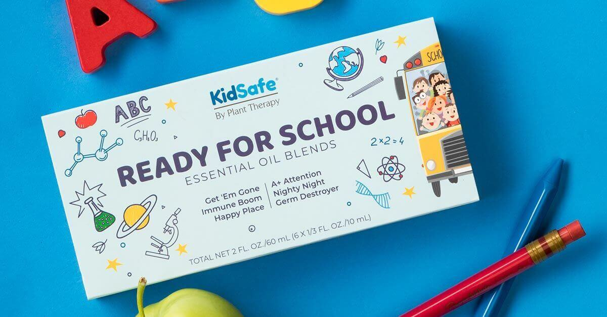Plant Therapy Ready for School KidSafe Set