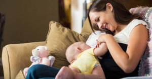 Natural Ways to Support Breastfeeding: Sleep Deprivation