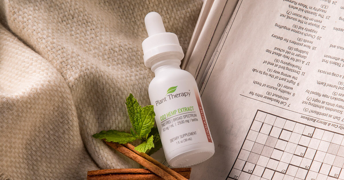Plant Therapy CBD Hemp Extract