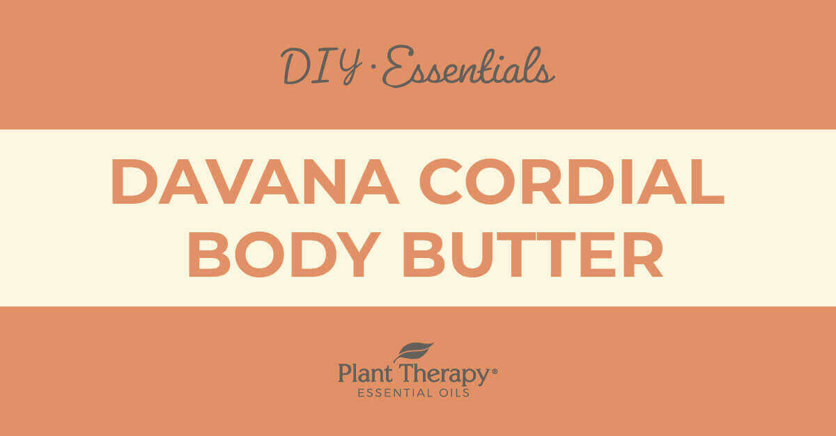 Davana Cordial Body Butter