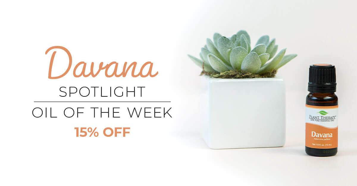Top 4 Ways to Use Davana: Our Essential Oil Spotlight of the Week