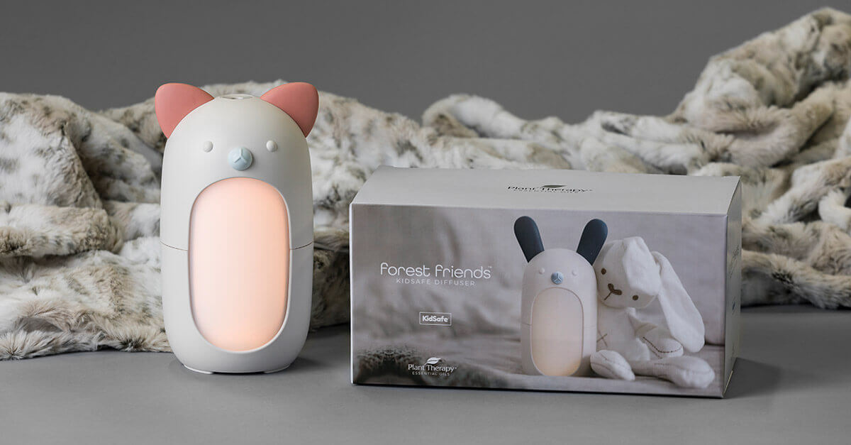 KidSafe diffuser forest friends
