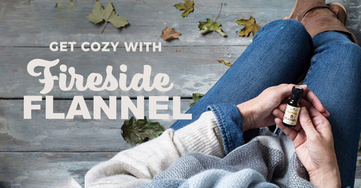 Top 5 Tips for Getting All the Cozy Fall Vibes: Fireside Flannel