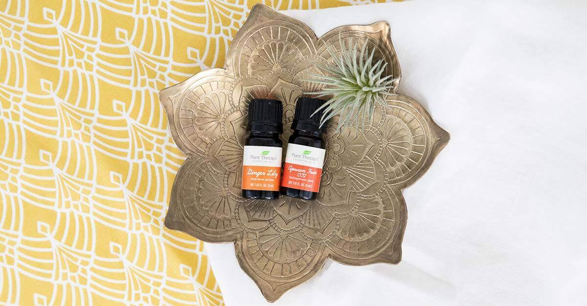 October Oil of the Month Reveal: Ginger Lily & Ajowain Fruit CO2