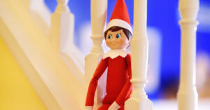 Elf on the Shelf Ideas with Essential Oils