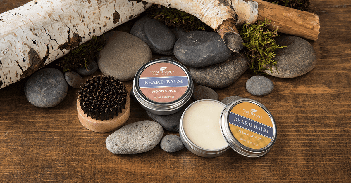 Plant Therapy beard balms