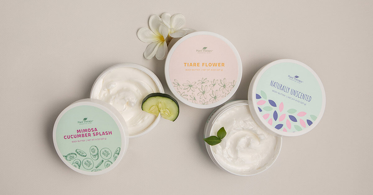 Plant Therapy Body Butters