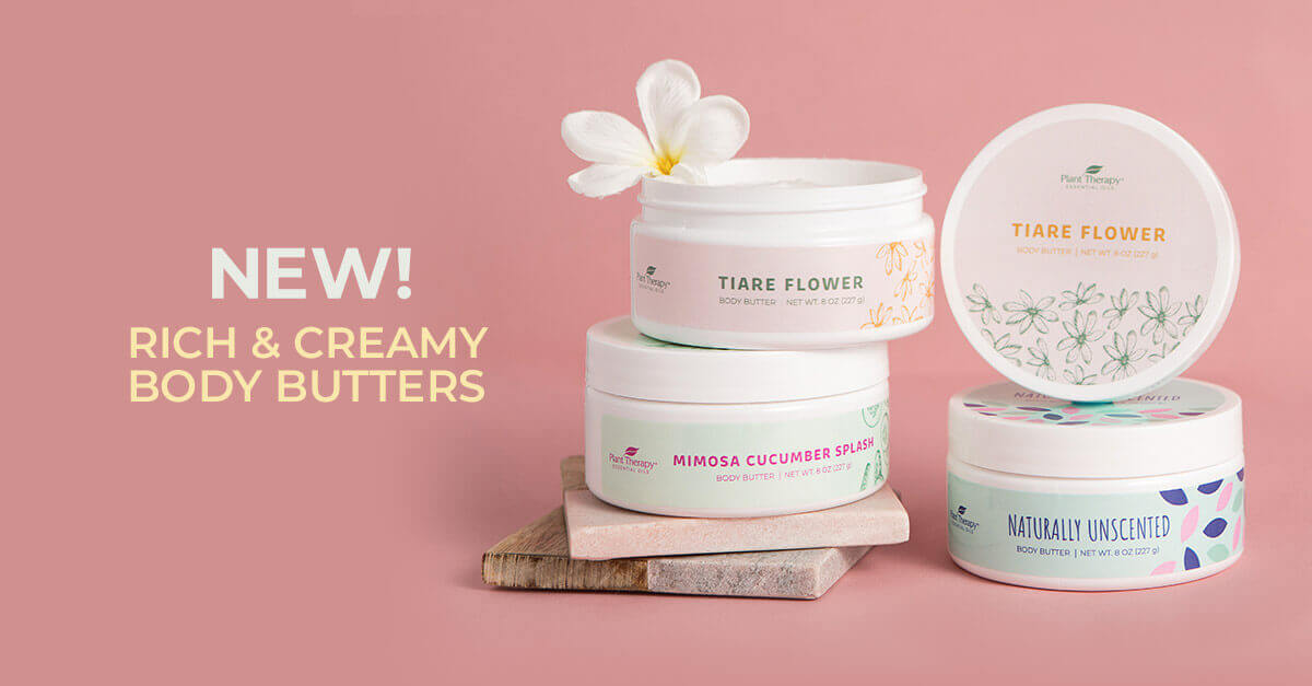 Rich & Creamy Body Butters