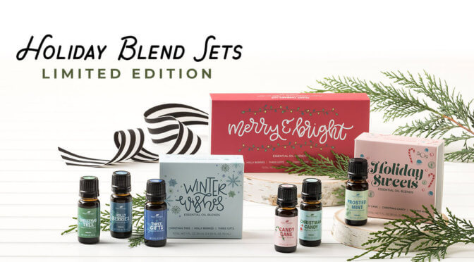 Holiday Traditions and Essential Oils