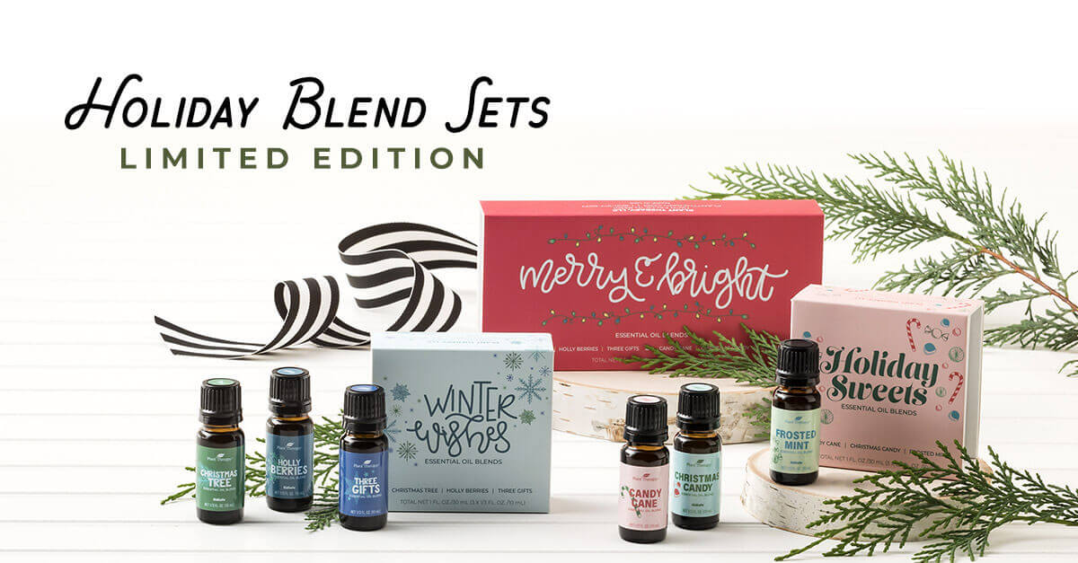Merry & Bright Holiday Blends Sets