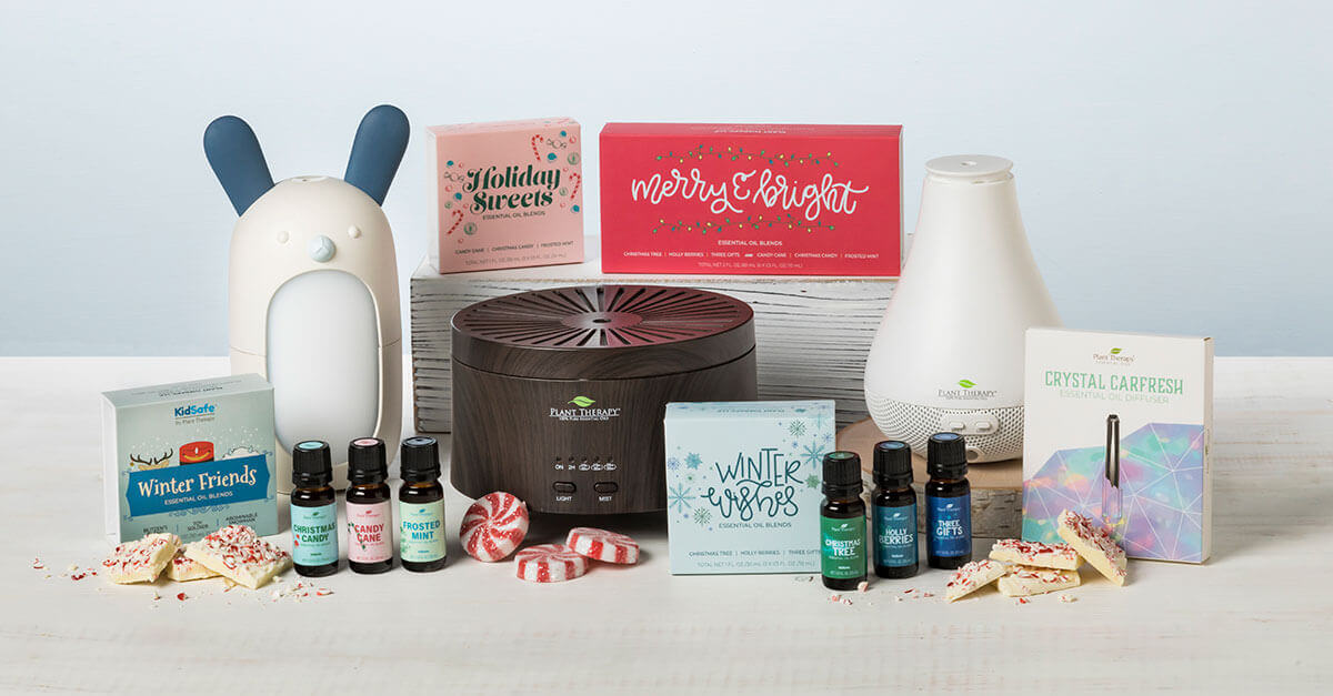 Plant Therapy Holiday Bundles and Gift Sets