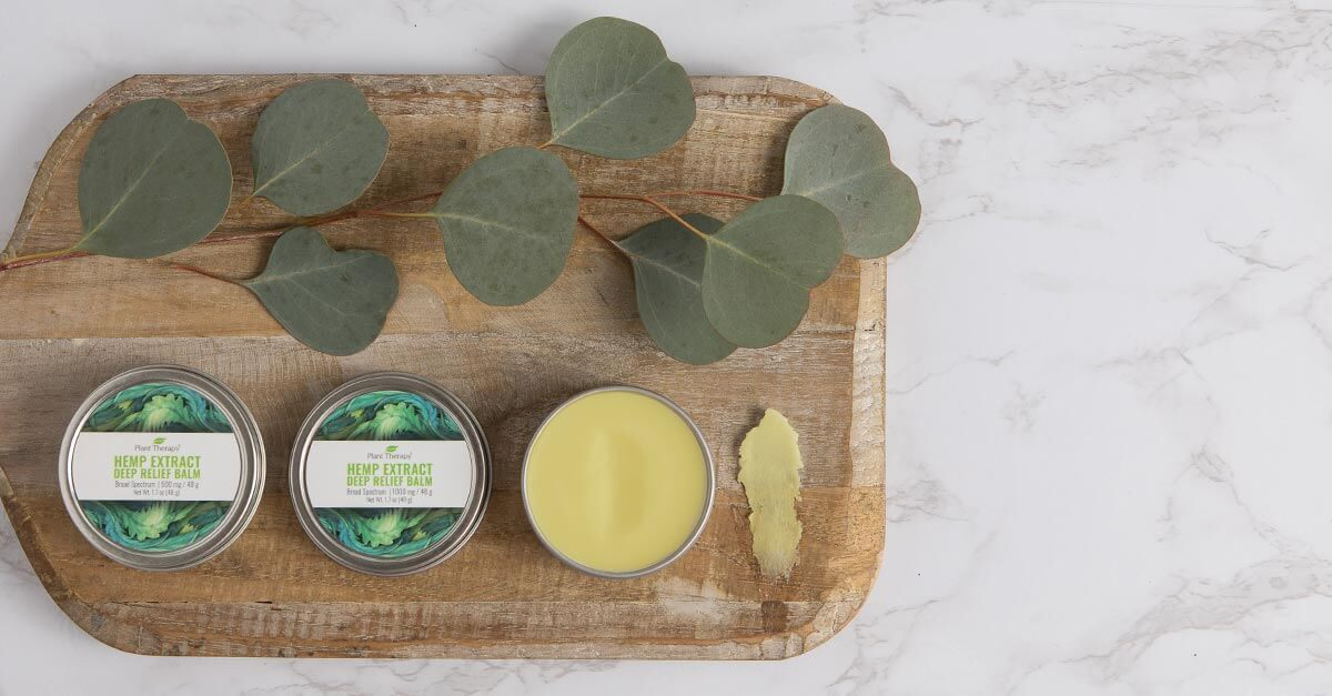 Plant Therapy Deep Relief Balm