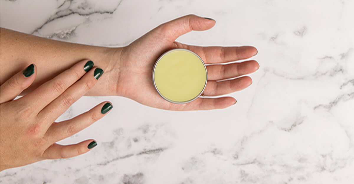 Plant Therapy Deep Relief CBD Balm