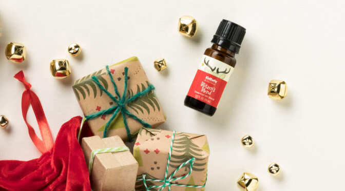 Holiday Traditions and Essential Oils: Kids Edition!