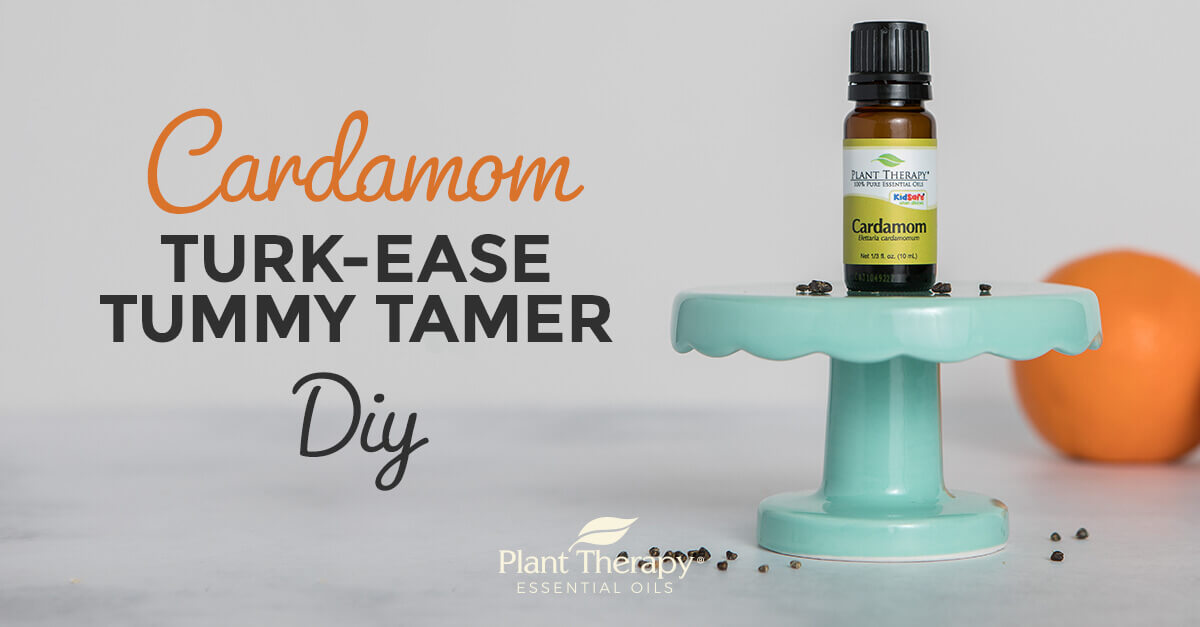 Essentials Video: Cardamom Turk-Ease Tummy Tamer DIY